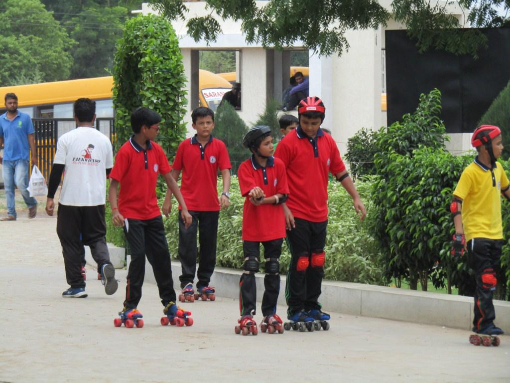 Skating Activity3