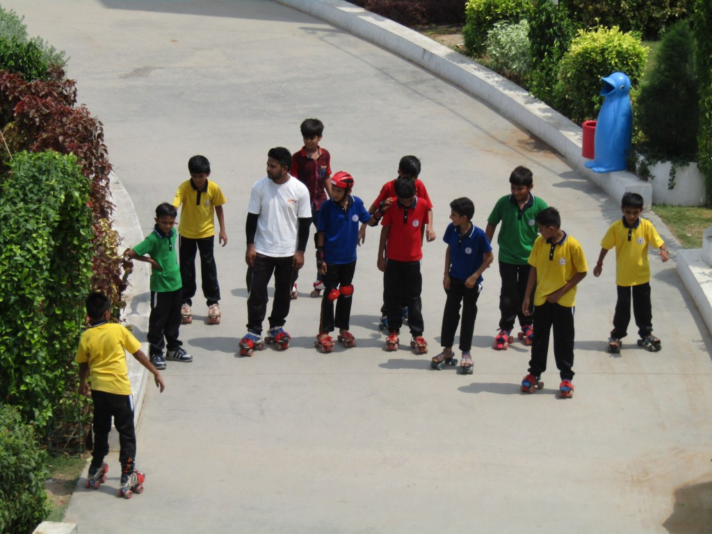 Skating Activity6