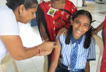 medical checkup at saraswati shishukunj