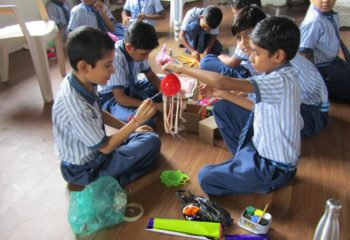 promoting creativity among students