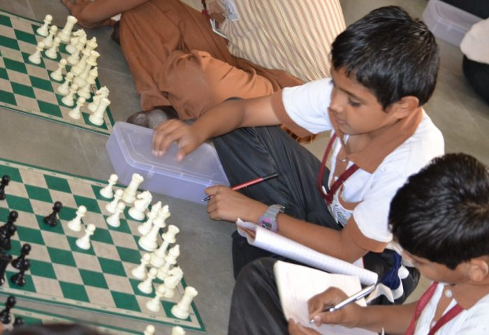 chess activity