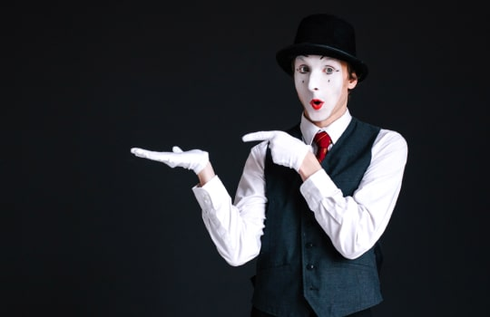 12. Mime: