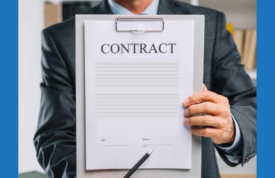 7. Group contracts: