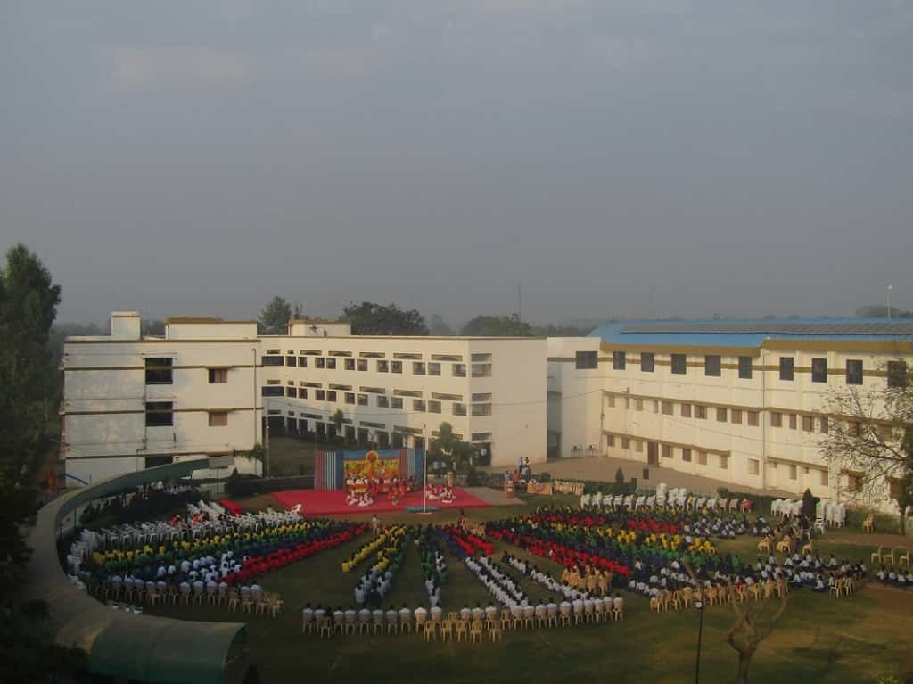 Saraswati Shishukunj english medium school