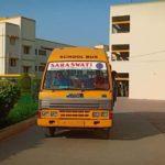 School bus Saraswati Shishukunj