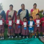 KG teachers of Saraswati Shishukunj