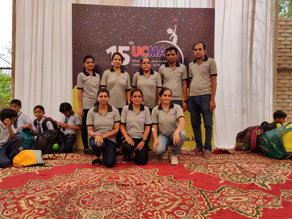 State level UCMAS Competition