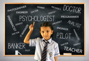 Why is it important for every child to choose his Career?