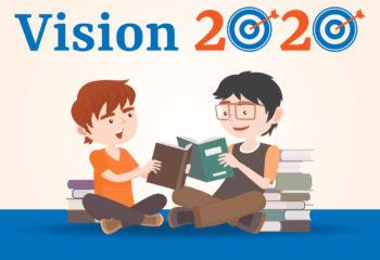 Saraswati Shishukunj brings Vision 2020 Competition