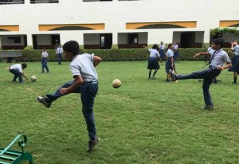 The importance of sports for the overall growth of students